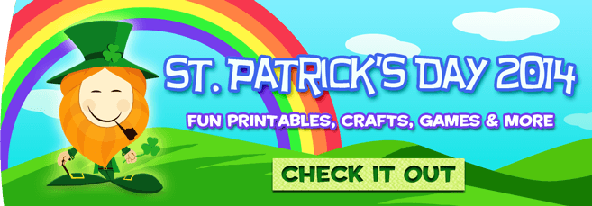 St. Patrick's Day Resources for Kids