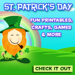 St Patrick's Day Fun for Kids