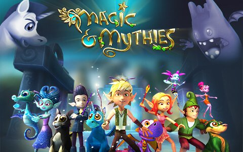 Magic and Mythies - Mythies game