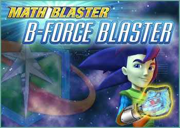 Math Blaster - B-Force Blaster - Mobile Math Game