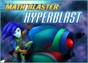 Math Blaster - HyperBlast - Cool Math Game