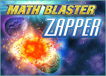 Math Blaster - Space Zapper - Math Game for Kids