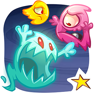 Ghoul Catchers - Neopets Mobile Game for Kids