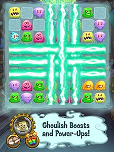 Ghoul Catchers - Fun Neopets Mobile Game