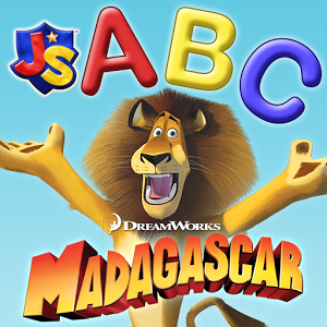 Madagascar My ABCs - Mobile Game for Kids