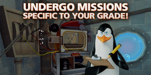 Undergo Missions Specific to Your Grade!