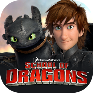 School of Dragons - Mobile Game for Kids