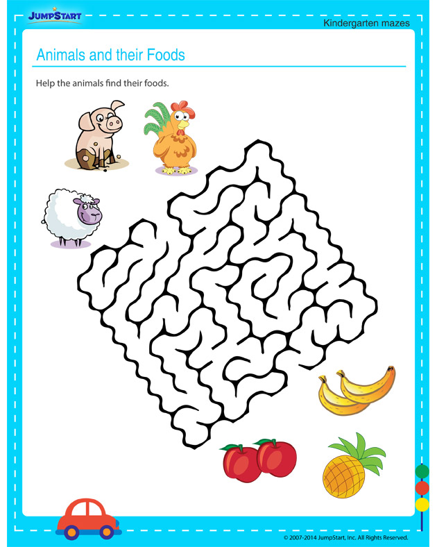 Free Online Food Games For Preschoolers