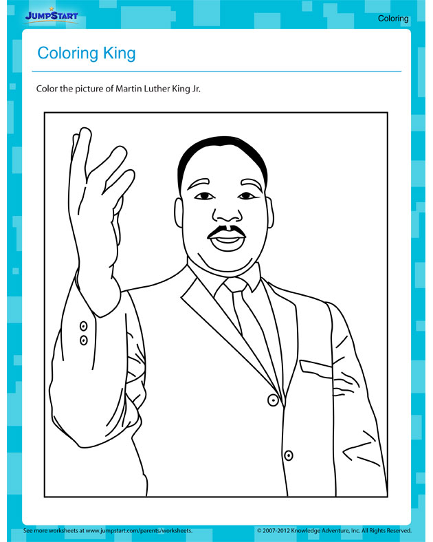 Free Dr Martin Luther King Coloring Pages Free Dr King Coloring Pages Pdf