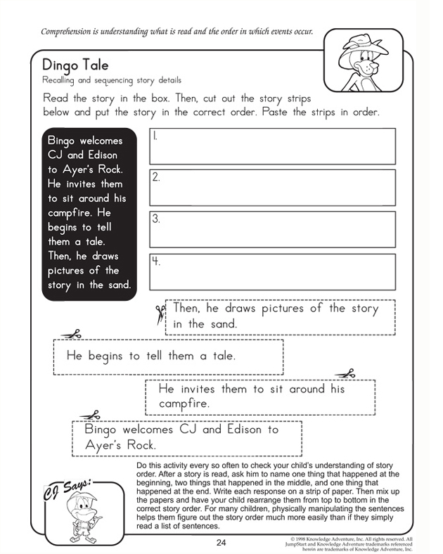 ... Worksheets For 6th Squencing | Search Results | Calendar 2015