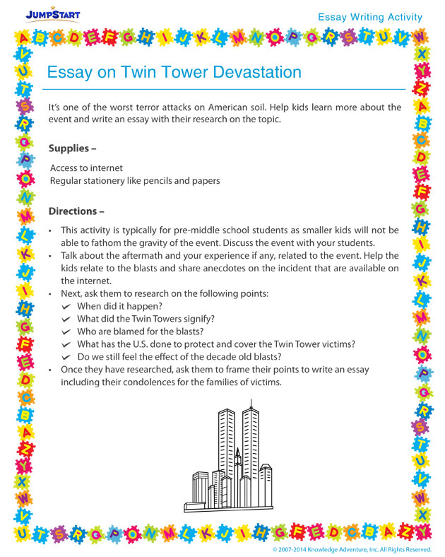 a persuasve essay on the twin