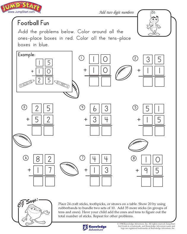 Go Back > Gallery For > Fun Addition Worksheets