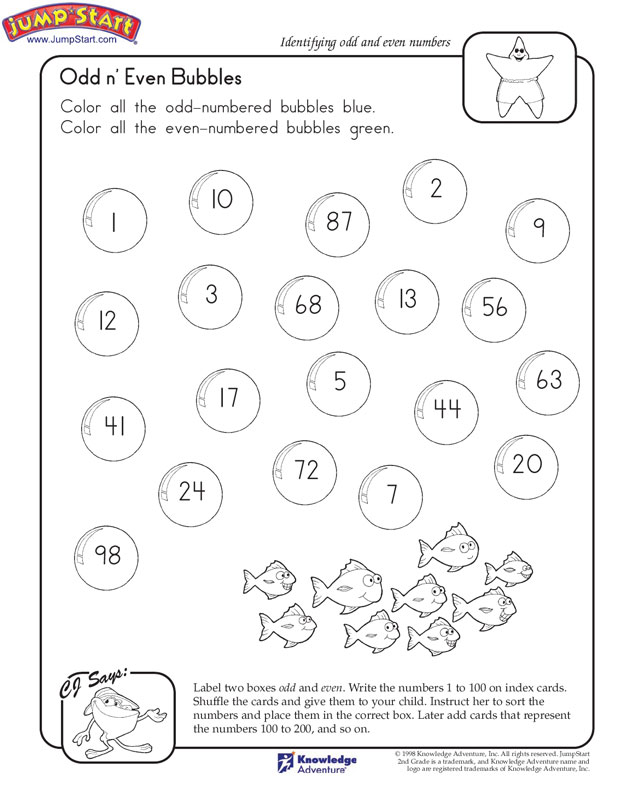 Odd And Even Colouring Worksheets Ks1 My life according to – Odd or Even Worksheet