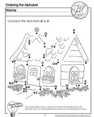 math worksheet : ordering the alphabet  letter worksheet for preschoolers  jumpstart : Alphabets Worksheets For Kindergarten
