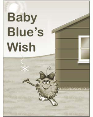 Baby Blue's Magic Broom - Free Short Story for Kids