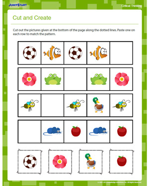Printables Free Critical Thinking Worksheets cut and create free critical thinking worksheet for kids jumpstart kids