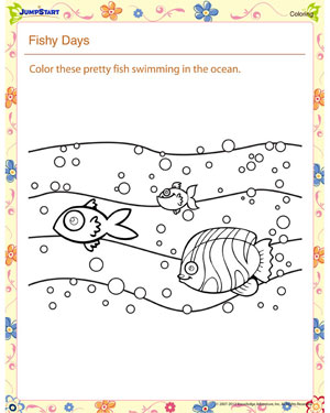 summer review preschool no prep worksheets activities order by ...