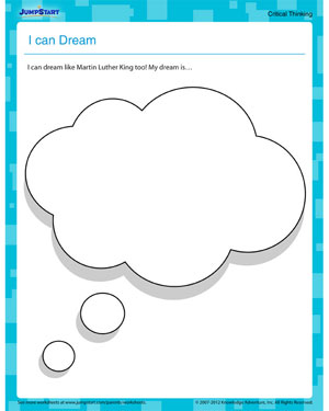 Dream Worksheet Worksheets for all | Download and Share Worksheets ...