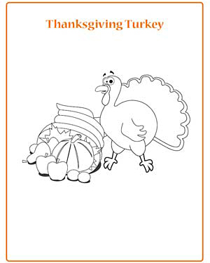 math worksheet : thanksgiving coloring worksheet  fun coloring activity for kids  : Thanksgiving Division Worksheets