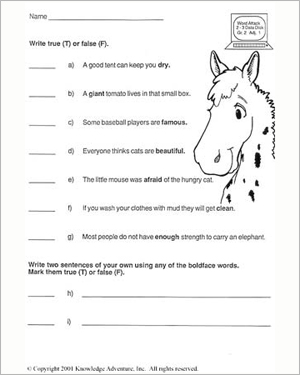 The Famous and the Beautiful – III – Reading Worksheet for 2nd Grade ...