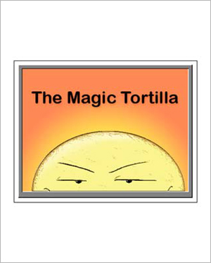 The Magic Tortilla - Free Kindergarten Reading Worksheet