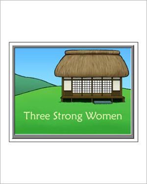 Three Strong Women - Free Reading Activity for Kids