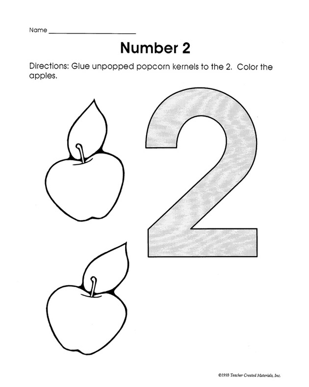 Number 2 Worksheet for Preschool http://www.mathblaster.com/teachers/324-teachers/math-worksheets/all-printable-math-worksheets/number-2/303-number-2