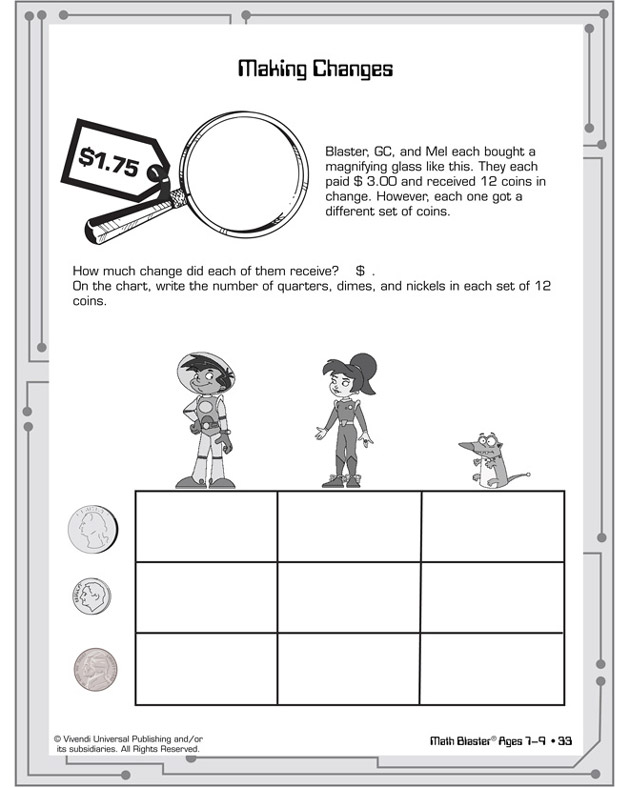 New 596 Counting Coins Worksheet Generator Counting