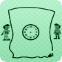 Clock Diary – Time Activity for Kids - Math Blaster