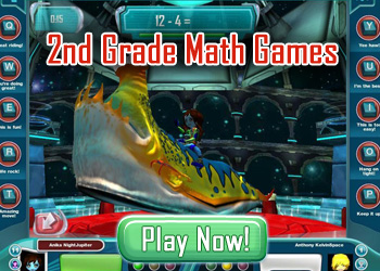 2nd Grade Math Games - Cool Math Games for Kids