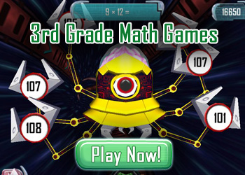 3rd Grade Math Games - Free Math Games for Kids