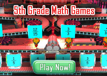 5th Grade Math Games Math Games For Fifth Graders Math Blaster