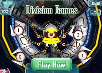 Division Games - Fun Math Games for Kids