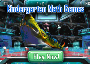 Kindergarten Math Games – Fun Math Games for Kids – Math Blaster