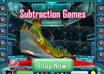 Subtraction Games - Play Cool Math Games Online