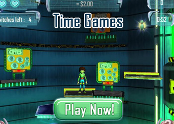 Time Games for Kids