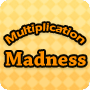 Multiplication Madness – 1st Grade Math Worksheet - Math Blaster