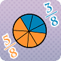 Picture Percent – Math Percentage Worksheet for Kids- Math Blaster
