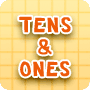 Tens and Ones Places - Determining place value Worksheets