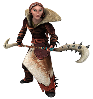 Valka - How to Train Your Dragon