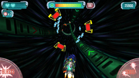 MathBlaster HyperBlast - Mobile Games