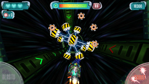MathBlaster HyperBlast - Math Game