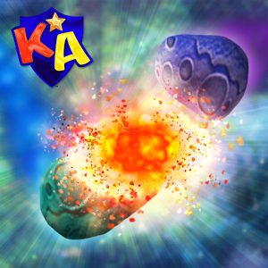 MathBlaster Space Zapper - Mobile Game for Kids