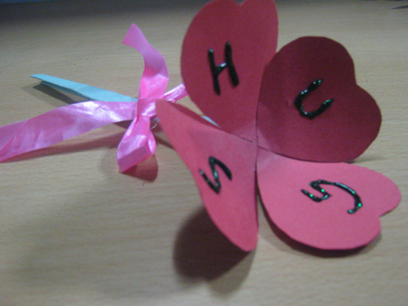 Special Mother's Day Flower - Crafts for Kids