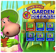 Garden Defense - Kids Games - JumpStart