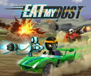 Eat My Dust - Free Kids Games