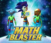 Math Blaster - Cool Math Game for Kids Online