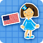 Find the Flag - Fourth of July Maze Activity for Kids