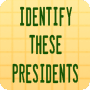 Identify These Presidents - Free Presidents Day Worksheets for Children