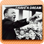 Learning Words with MLKJ - Free Martin Luther King Jr Day worksheet